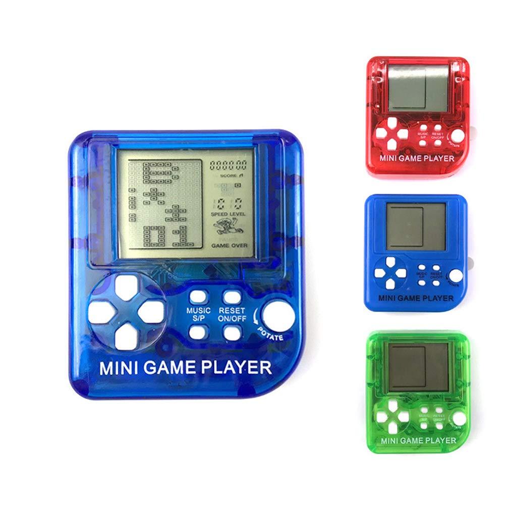 ENCOCO Mini Juego clásico Tetris electrónico Juego 26 en 1 ...