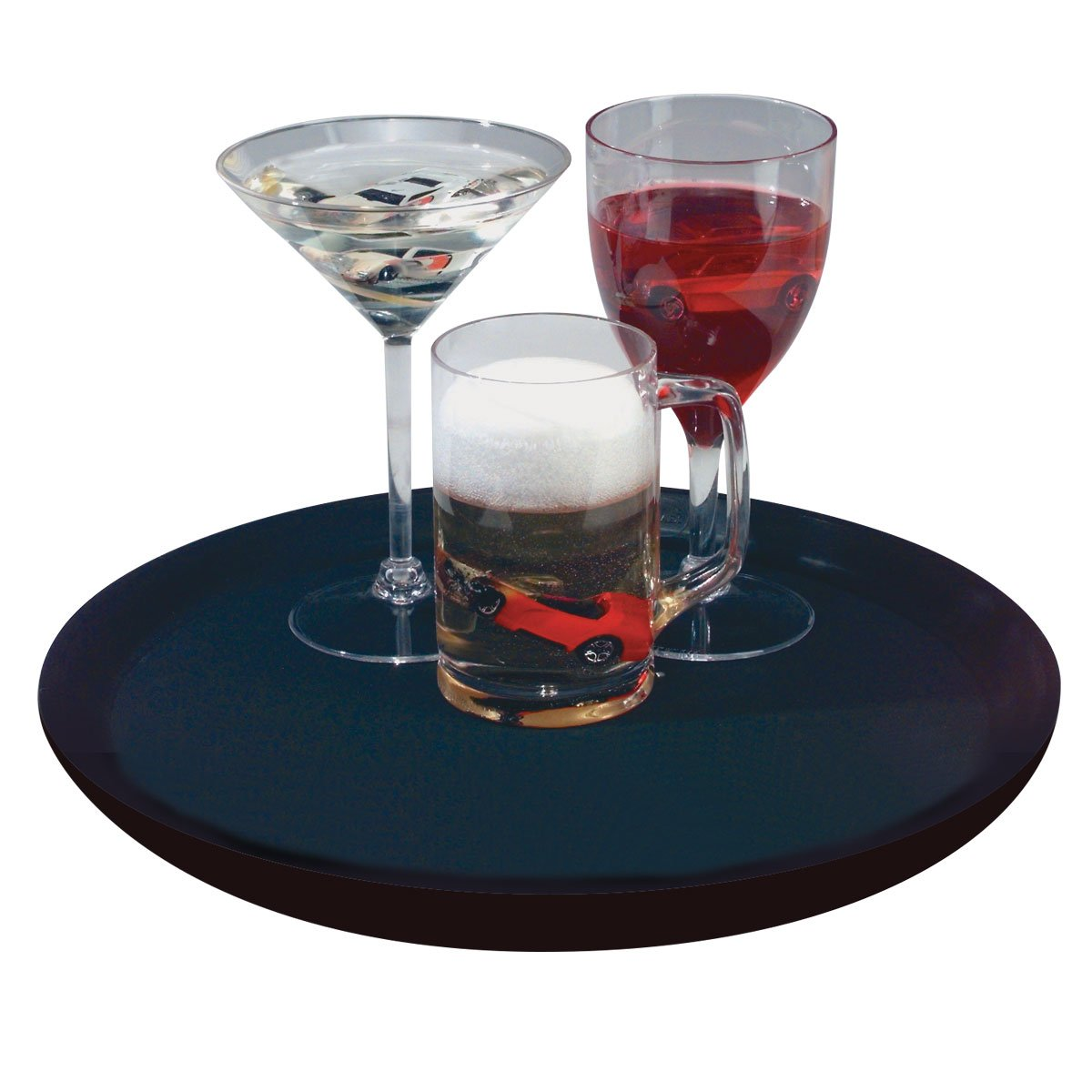 WRS Group Health Edco 79755 Drunk-Dangerous Beverage Set