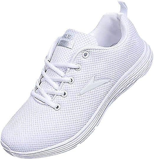 Mens Sneakers Mesh Low-Top Athletic