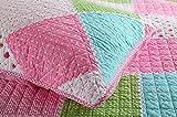 HNNSI Kids Girls Comforter Quilt and Sham