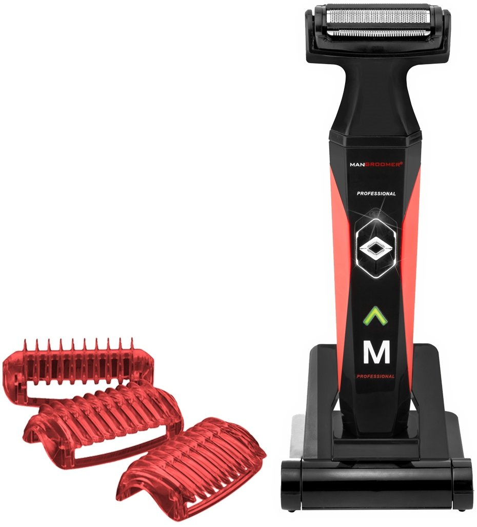 MANGROOMER Professional Body Groomer and Trimmer Wet or Dry