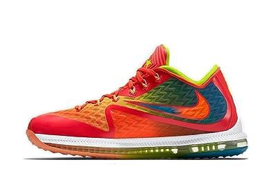 Nike Mens Field General 2 Basketball Shoes (9, Bright Crimson/Total Orange-
