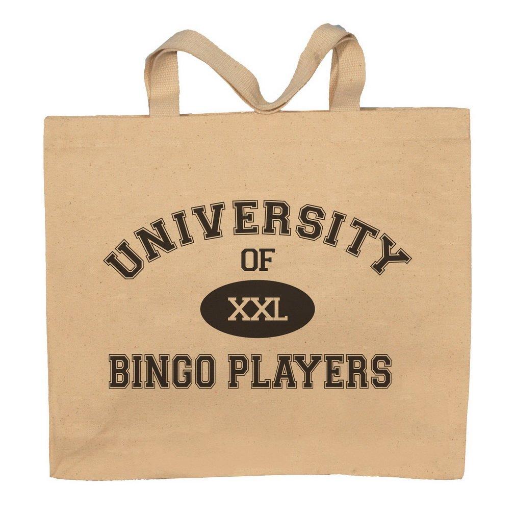 University Of XXL Bingo Players Totebag Bag