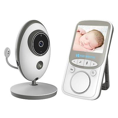 Wewdigi Baby Monitor Wireless Video with Digital Camera