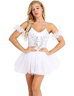 2f893f01c Katz Dancewear White Swan Halloween Ballet Fancy Dress Costume Tutu ...