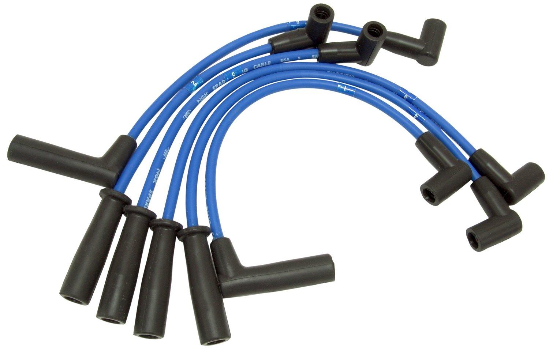 NGK RC-CRX026 Spark Plug Wire Set (53168),1 Pack