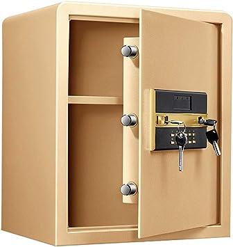 Cajas Fuertes Seguridad, Acero Key Lock, Gabinete de ...