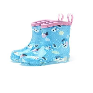 7b6814efc81a7  Masonanic  子供用 レインブーツ キッズ レインシューズ 雨靴 女の子 男の子 長靴 軽量 ジュニア