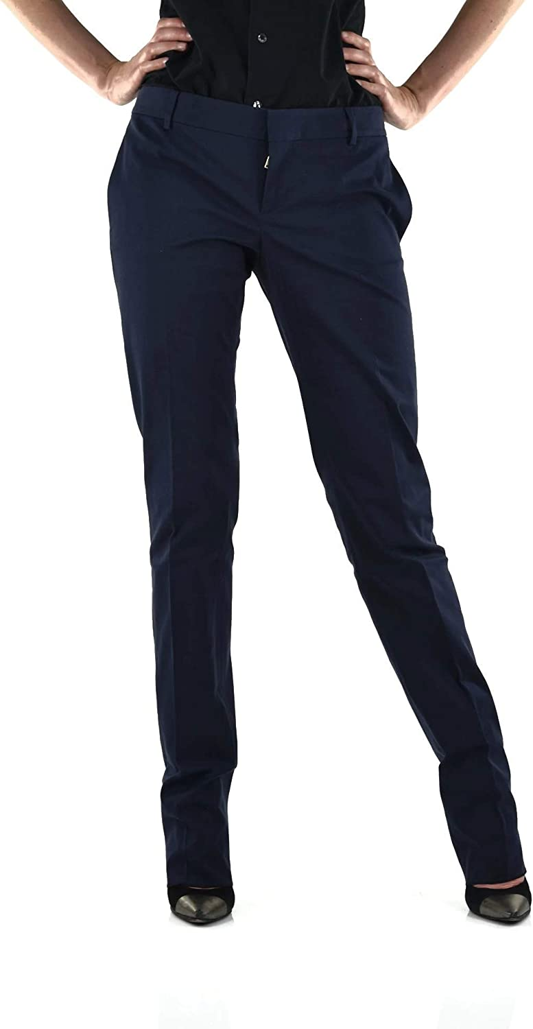 DSQUARED2 Trousers Blue 4Hearts Women - Size: 40 - Color: Blue - New
