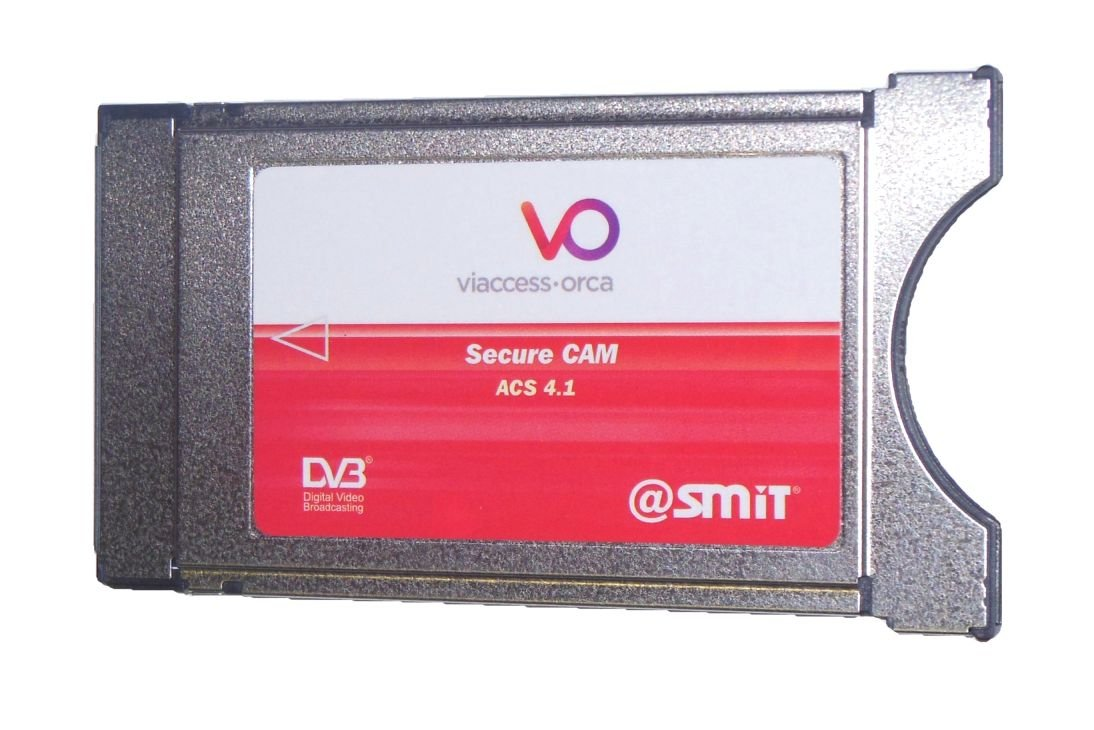Tv-receiver & Set-top-boxen Viaccess Smit Orca Secure Dual Cam Version 4.1.2.7