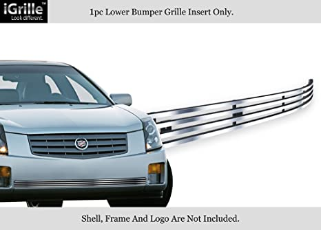 Amazon.com: APS 2003-2007 Cadillac CTS Stainless Steel ...