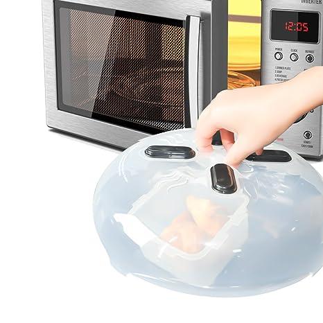 Amazon.com: cubierta magnética de microondas anti-sputtering ...