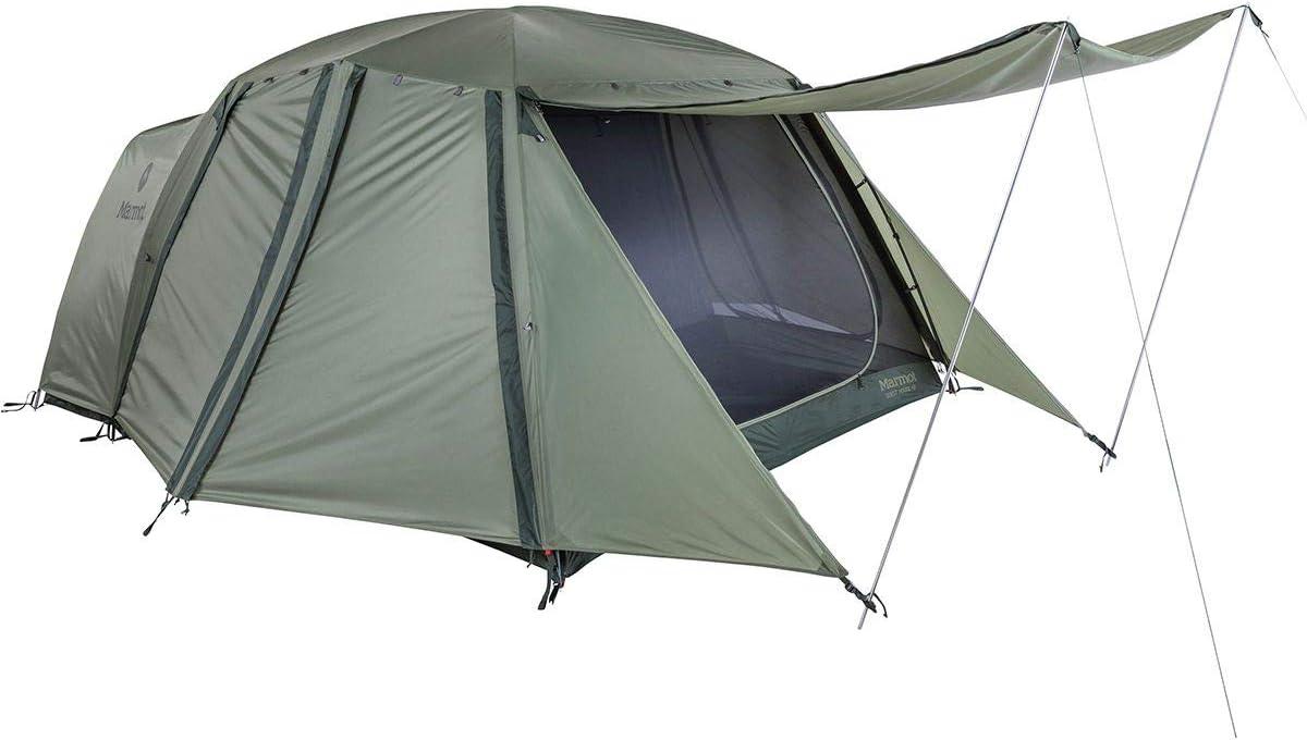 Marmot ゲストハウス 6人用テント クロコダイル フリーサイズ 39110-4764-ONE