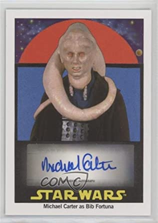 Michael Carter; Bib Fortuna #88/99 (Trading Card) 2017 Topps Star