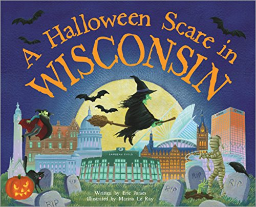 A Halloween Scare in Wisconsin for $<!--$38.08-->