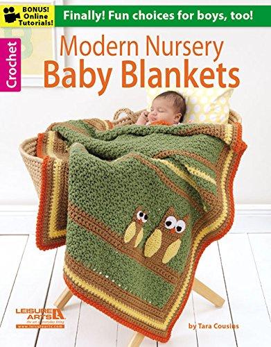 Modern Nursery Baby Blankets (6237)