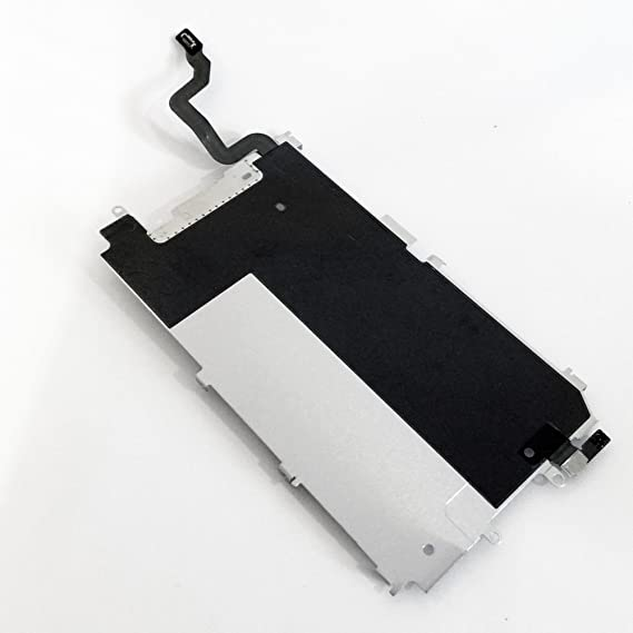 size 40 ce269 b5548 Amazon.com: Inner Metal LCD Shield Back Plate + HOME Button Connect ...