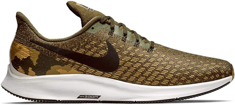 Nike Men s Air Zoom Pegasus 35 GPX Sneakers, Olive Canvas Black