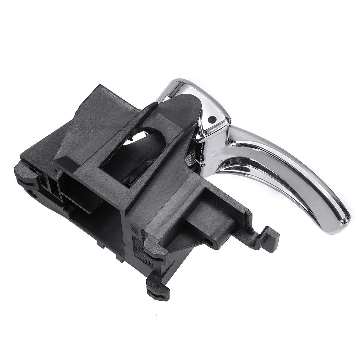 JenNiFer Tiradores De Puerta Interior Izquierdo//Derecho para Nissan Navara D40 Ute//Pathfinder R51 05-13 Izquierda