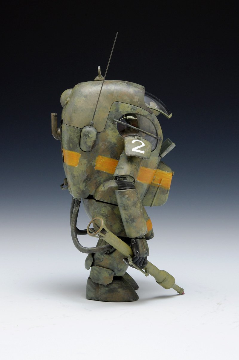 1/20 Maschinen Krieger Series Kuster & Friedrich by Wave by wave (Image #1)