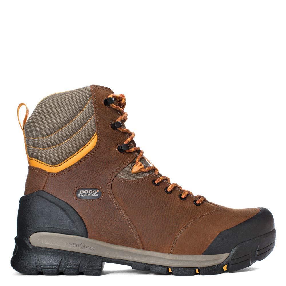 | Bogs Mens Bedrock Leather 8