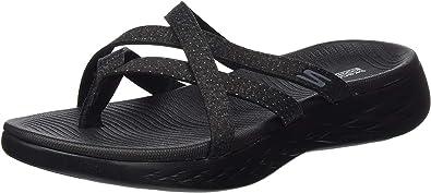 Skechers Women's On The Go 600-Dainty Flat Sandal