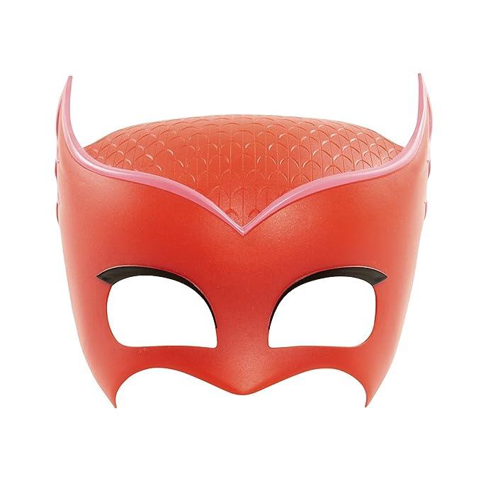 Pyjama Masken Owlette Deluxe Kleinkinder Mädchen Charakter Rot Maske Kostüm