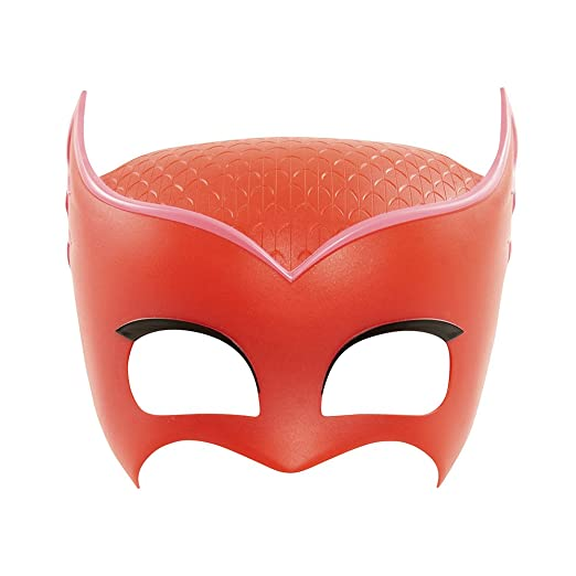 amazon com pj masks character mask owlette clothing