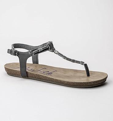 Women's Galoya Sandals US10 Grey