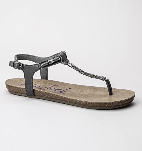 Women's Galoya Sandals US7 Grey