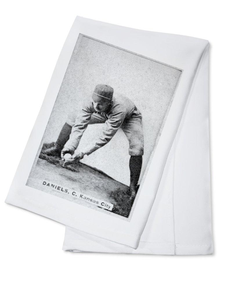 カンザスシティカウボーイズ – 法Daniels – 野球カード Cotton Towel LANT-22478-TL Cotton Towel  B0184BS1RU