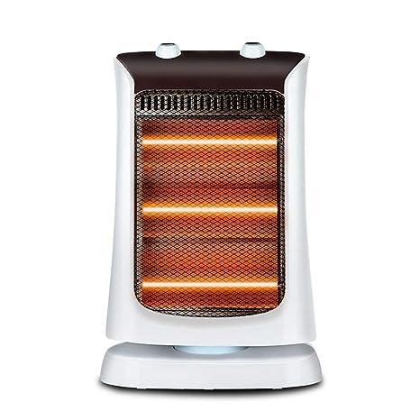 LVZAIXI Calentador Pequeño Sol Hogar Calentador eléctrico de ...