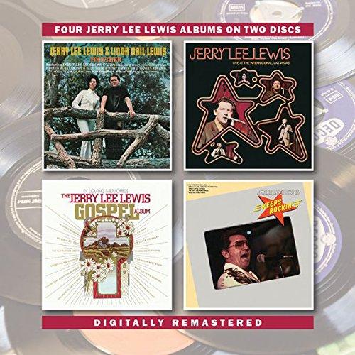 CD : Jerry Lee Lewis - Together / Live At The International Las Vegas (United Kingdom - Import, 2 Disc)