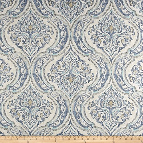 Home Fabric Decor (Magnolia Home Fashions 0559159 Marsala Sky Fabric by The Yard)