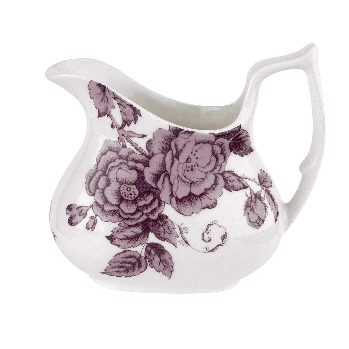 Spode Kingsley - Jarra para Leche con diseño Floral, Color Blanco ...