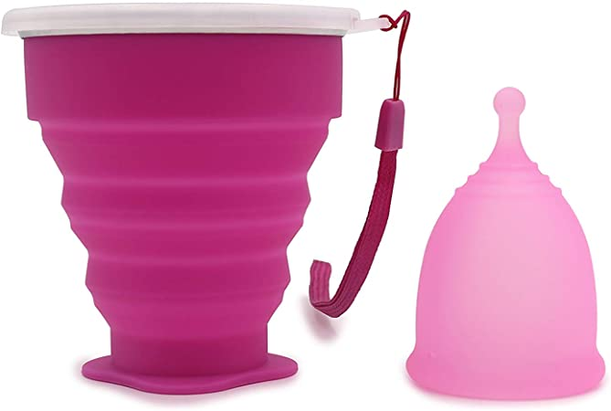Cycle Copa Menstrual, Copa Menstrual Soft - Mujeres Con ...