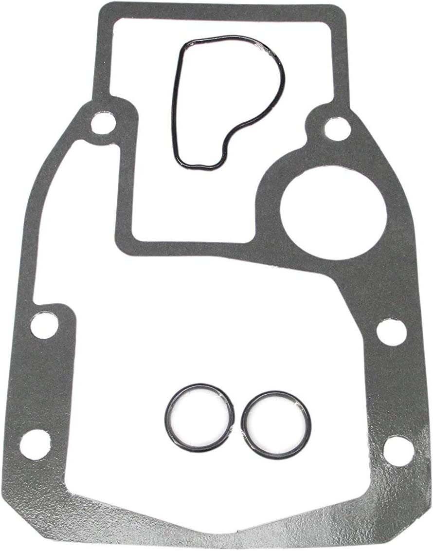 High Performance 508105,18-2613 Outdrive Mounting Gasket Set For All OMC Cobra Sterndrive /& Transom Install Mounting