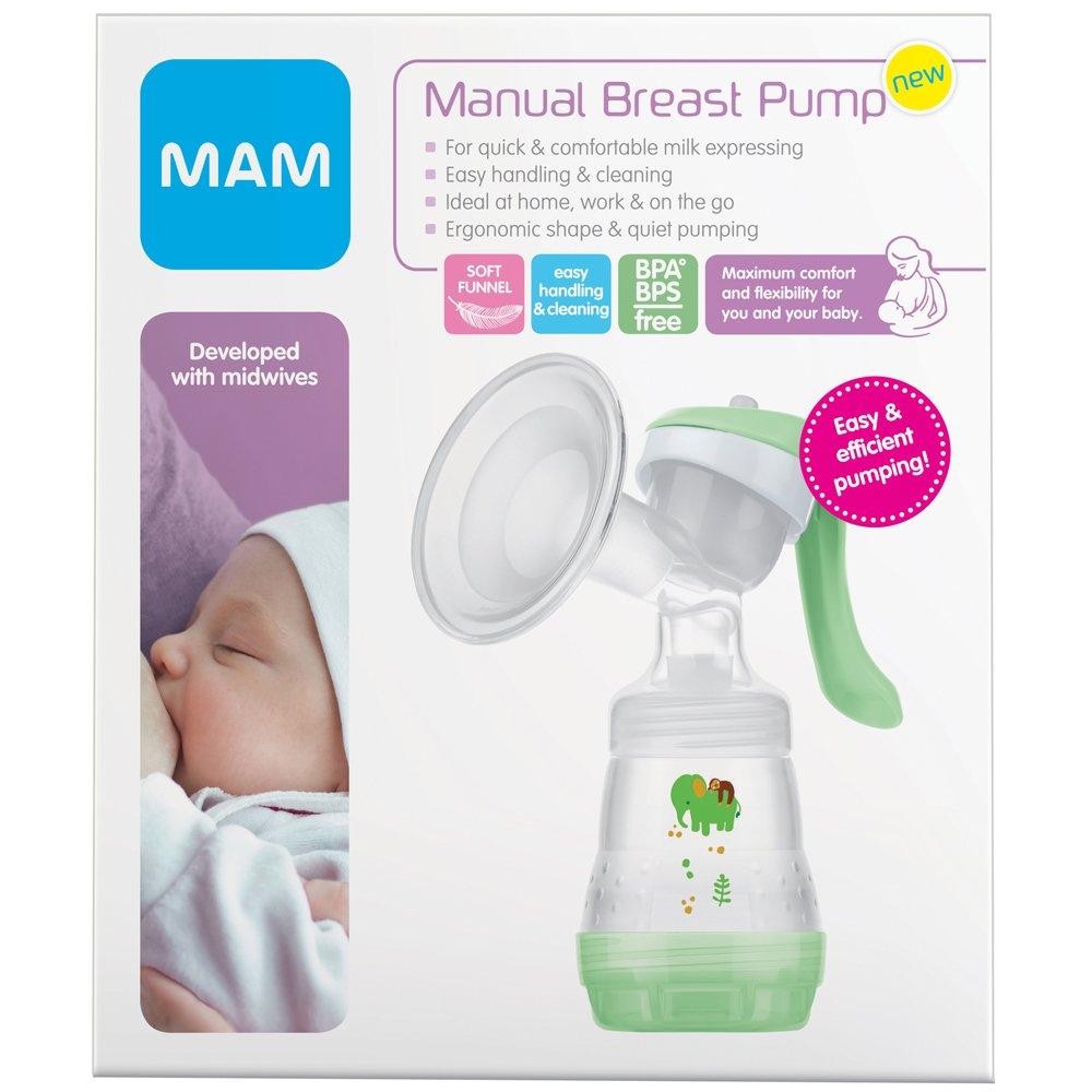 Baby Brustpumpen sumicorp.com Neues Design! MAM Handmilchpumpe ...