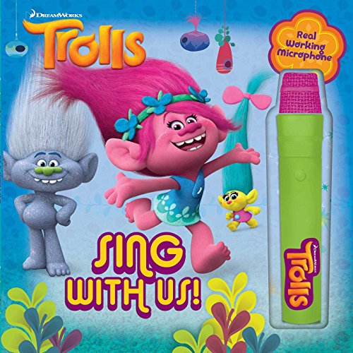 Price comparison product image DreamWorks Trolls: Sing with Us! (Book with Microphone)
