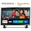 "Insignia NS-24DF310NA19 24"" 720p Smart LED HDTV"