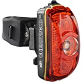 NiteRider Unisex's Cherrybomb 35 Rear Light, Black, One Size