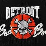 Detroit Pistons Bad Boys Apparel- Historic Vintage