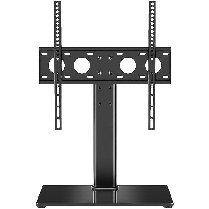 1home Universal Soporte Giratorio Altura Ajustable para TV Base del ...