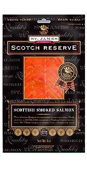 Bemka 1 lb Scottish Smoked Salmon