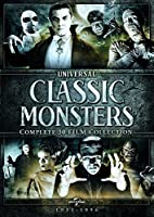 Happy Halloween | Celebrate with this deal on Universal Classic Monsters