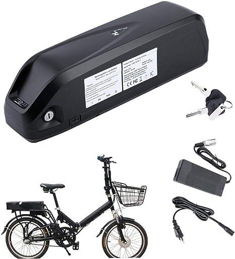 36V 15.6Ah E-Bike Batería para Bicicleta Eléctrica Cargador 2A Kit de Conversión