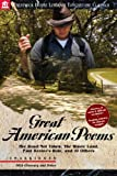 Great American Poems: The Road Not Taken, The Waste Land, Paul Revere's Ride, and 99 Others