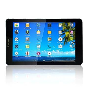 YUNTAB K03 Quad-core Tablet 7 pulgadas 3G+WiFi DUAL sim Android ...