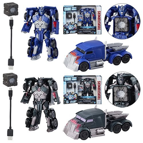 Transformers Allspark Tech Starter Pack Wave 1 SET ()
