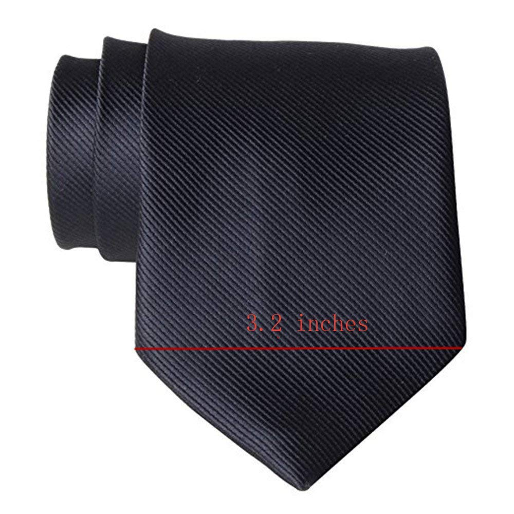 Formal Party Boys Gift Tie Reception Skinny Tie for Wedding